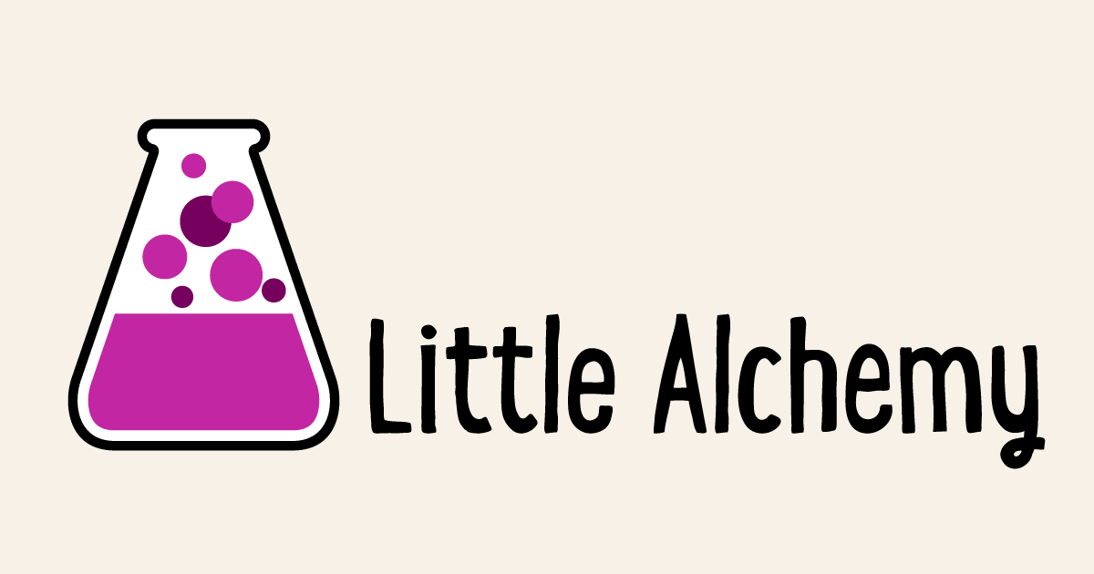 my little alchemy